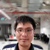 ตัวอย่างกล้องหน้าจาก Samsung Galaxy S10 Plus