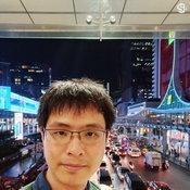 ตัวอย่างภาพถ่ายจาก Vivo V15