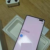 ภายในกล่อง Samsung Galaxy S10 5G