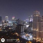 ตัวอย่างภาพจาก Motorola One Vision