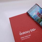 Samsung Galaxy S10+  Park Hang Seo Limited Edition