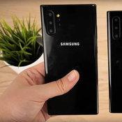 Samsung Galaxy Note10 dummies