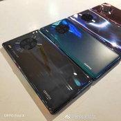 Huawei Mate 30 และ Huawei Mate 30 Pro