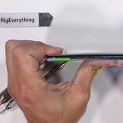 ภาพทดสอบความทนของ Galaxy Note 10+