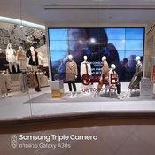 ภาพถ่ายจาก Samsung Galaxy A30s