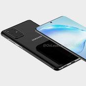 Samsung Galaxy S11 renders