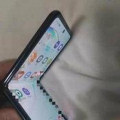 Samsung Galaxy Fold 2 display