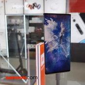 ภาพจริงของ Xiaomi Mi Mix Alpha