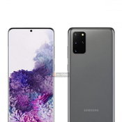 Samsung Galaxy S20+ in Cosmic Gray