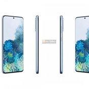 Samsung Galaxy S20 in Cloud Blue