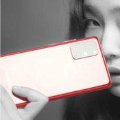 Samsung Galaxy S20 Jennie Red