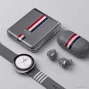 Samsung Galaxy Z Flip รุ่น Browne Edition