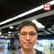 ตัวอย่างภาพจาก Samsung Galaxy S20