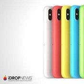 iPhone รุ่นจอ LCD