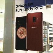 Samsung Galaxy S9+ Burgundy Red