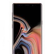 Metallic Copper Samsung Galaxy Note9