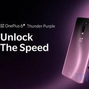 One Plus 6T สี Thunder Purple