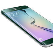 Samsung Galaxy S6 สีเขียว
