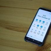 Android Pie บน Samsung Galaxy S9