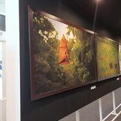 บรรยาอากาศของ Sony Meets Arts