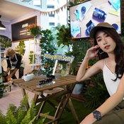 ตัวอย่างภาพถ่ายจาก Sony A6400