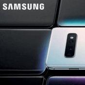 ภาพตัวเครื่อง Samsung Galaxy S10 และ Samsung Galaxy S10+
