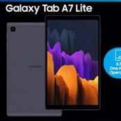 รายละเอียด Samsung Galaxy Tab A7 Lite