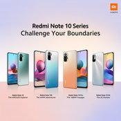 Redmi Note 10 Series