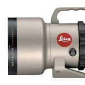 อย่างคม ภาพวิดีโอดวงจันทร์ที่ถ่ายด้วยเลนส์ Leica APO-Telyt-R 400mm f28