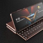 Concept Galaxy Z Fold พับได้ 3 ทบ