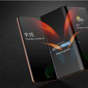 Samsung Galaxy Z Fold3 Concept