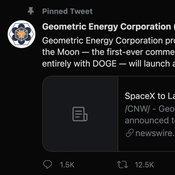 ได้ไปจริงแล้ว Elon Musk เตรียมส่ง Dogecoin ทะยานสู่ดวงจันทร์ต้นปีหน้า