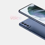 Samsung Galaxy S21 FE (Render)