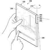 Samsung จดสิทธิบัตรสมาร์ตโฟนจอพับที่มาพร้อม