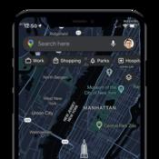 Google Maps บน iOS ออกอัปเดต รองรับโหมดมืดแล้ว