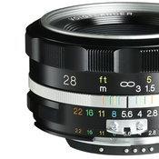 เปิดตัว Voigtlander 28mm f28 SL II S เลนส์ดีไซน์คลาสสิก เมาท์ Nikon F