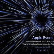 Apple ประกาศจัดงาน Unleashed คาดเตรียมเปิดตัว Mac M1X 18 ตุลาคมนี้