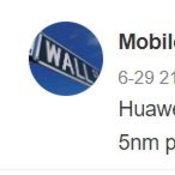 ลือ Huawei P50 อาจไม่ใช้ชิปประมวลผล Kirin