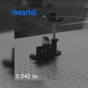 สุดเจ๋ง นักวิจัยใช้กล้อง Ultra Slow-Mo จับภาพขณะที่ลำแสงกำลังสะท้อนบนกระจกได้