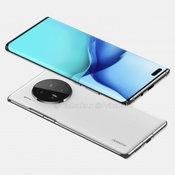 ภาพเรนเดอร์ล่าสุด Huawei Mate 40 Pro  ดีไซน์ใกล้เคียง P40 Pro