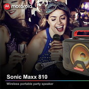 Sonic Maxx 810