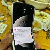 ภาพหลุด Motorola Razr 5G