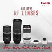 เปิดราคาไทย Canon EOS R5 และ R6 กล้องมิเรอร์เลส Full-frame สเปกจัดเต็ม