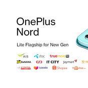 OnePlus Nord สี Gray Onyx