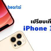เทียบกันชัด ๆ iPhone 12 แต่ละรุ่นแตกต่างกันอย่างไรบ้าง