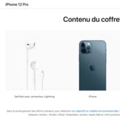Apple ฝรั่งเศส ยังคงแถมหูฟังกับ iPhone ทุกรุ่น แต่ไม่มีอะแดปเตอร์ให้เหมือนกัน
