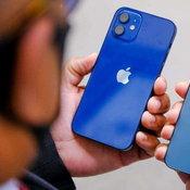 iPhone 12 บาด