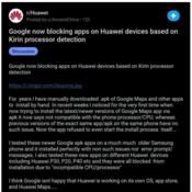 Google เล่นยาแรง ไม่ให้ลงแอป apk กับมือถือ Huawei จริงหรือ แบไต๋ลองให้แล้ว