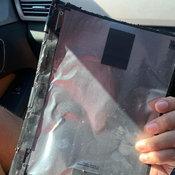 แชร์ประสบการณ์ iPad กลายเป็นซาก แต่โชคดีที่มี AppleCare เคลมได้ เจ็บไม่มาก