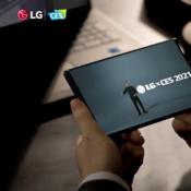ย้ำอีกรอบ LG แอบยลโฉมจอม้วนได้อีกครั้ง ใน CES 2021